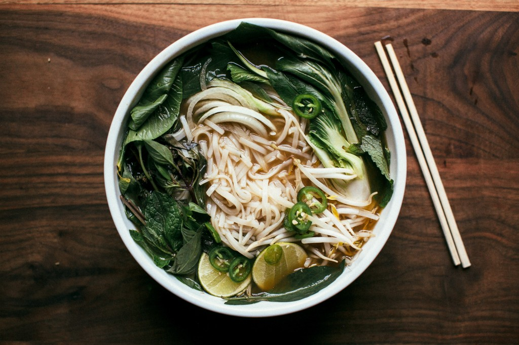 Happyolks | Vegetarian Pho